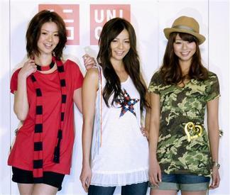 香里奈3姉妹(あんな・えれな・香里奈)