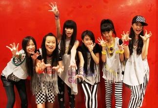 少女ボーカルユニットリトグリ(Little Glee Monster)メンバー全員中学生